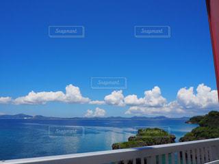 沖縄の橋から見た海 - No.964616