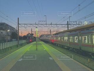 駅の写真・画像素材[2030622]