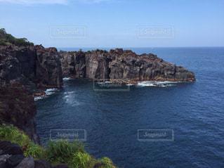 断崖絶壁の写真・画像素材[898255]
