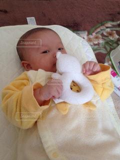 赤ちゃんの手の写真・画像素材[899528]