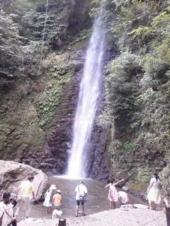 岐阜県の養老の滝の写真・画像素材[1807734]