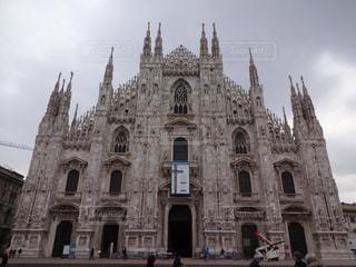 ミラノ大聖堂の写真・画像素材[1807739]