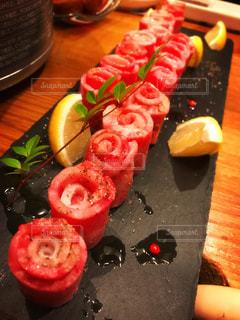 お肉ロールの写真・画像素材[905613]