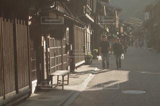 奈良井宿。の写真・画像素材[899401]