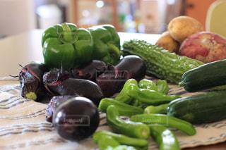 夏野菜の写真・画像素材[900071]
