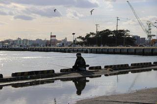 釣り人の写真・画像素材[1214820]