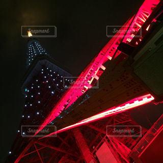 東京タワーの写真・画像素材[910692]