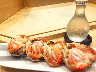 旬の香箱蟹の写真・画像素材[925161]