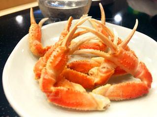 旬の香箱蟹の写真・画像素材[925163]