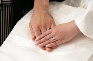 結婚指輪の写真・画像素材[2446888]
