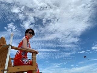 ビーチの写真・画像素材[2446920]