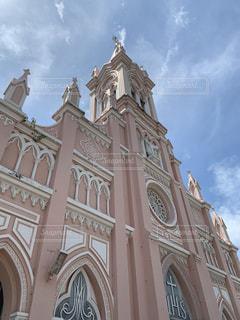ダナン大聖堂の写真・画像素材[2446927]
