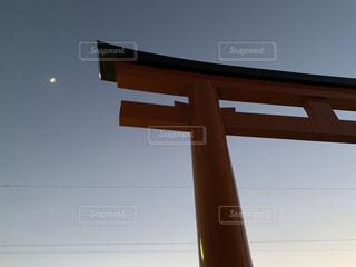 鎌倉の鳥居の写真・画像素材[2880618]
