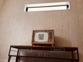木製ベンチの写真・画像素材[1154626]
