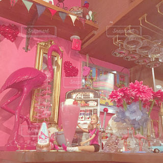 ピンクの写真・画像素材[909403]