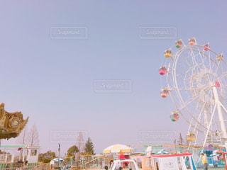 遊園地の写真・画像素材[1290139]