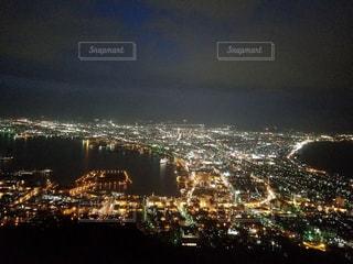 函館の夜景の写真・画像素材[900347]
