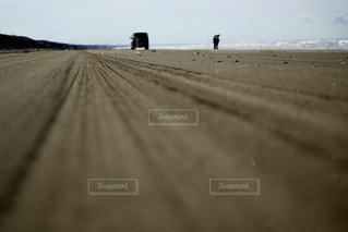 地水平線の写真・画像素材[901656]