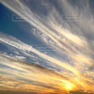 夕陽の写真・画像素材[915145]