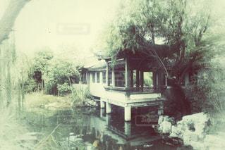中国の古い庭園 - No.911436