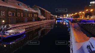 小樽運河の写真・画像素材[902445]