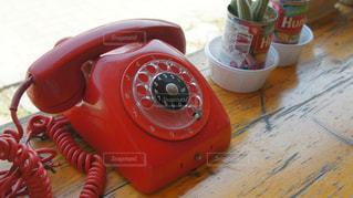 赤電話の写真・画像素材[902719]