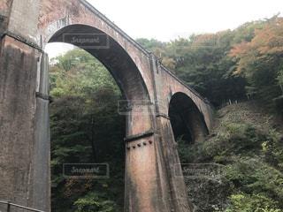 めがね橋の写真・画像素材[1776931]