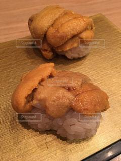ウニのお寿司の写真・画像素材[904242]