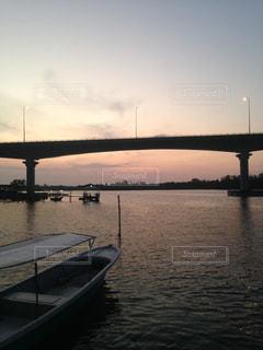 ボルネオ島 カヌー旅の写真・画像素材[904738]