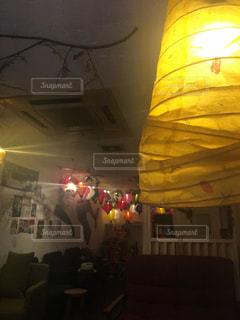 カラフルな室内の写真・画像素材[903798]