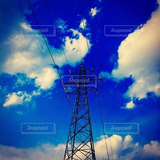 鉄塔の写真・画像素材[909653]