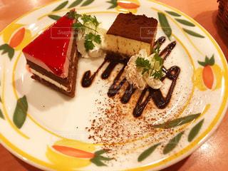 デザートにおしゃれなケーキ - No.904499