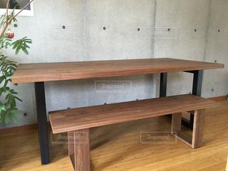 木製ダイニングテーブルセット - No.905693