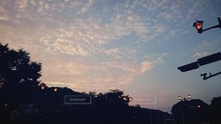 田舎の空の写真・画像素材[910771]