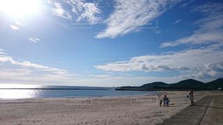 夏の海の写真・画像素材[910772]