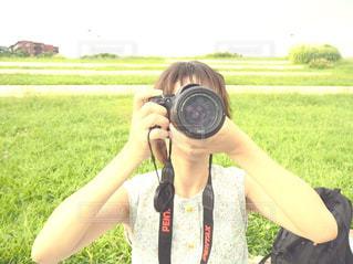 カメラ女子 - No.904764