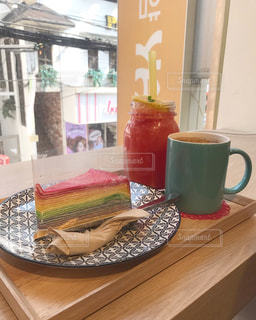 韓国カフェの写真・画像素材[905506]