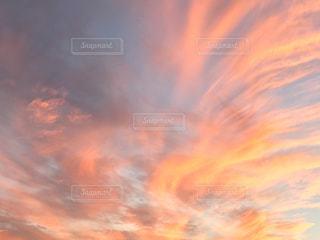 明日を誘う空の写真・画像素材[905223]
