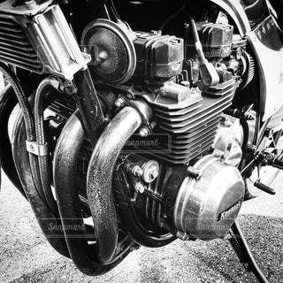 オートバイ。そしてエンジン。の写真・画像素材[966497]