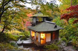 昔ながらの秋の写真・画像素材[905751]