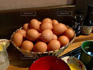 卵かけご飯の写真・画像素材[905883]