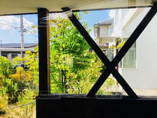 窓からの眺めの写真・画像素材[908401]