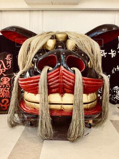 巨大な獅子舞の写真・画像素材[909782]