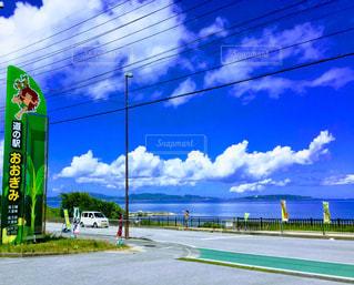 沖縄の夏の写真・画像素材[911543]