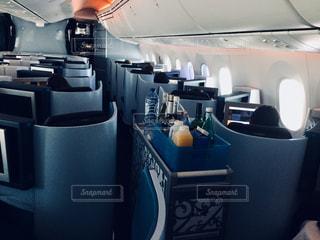 飛行機のシート - No.924334