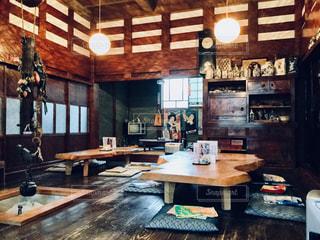 ダイニング ルームのテーブルの写真・画像素材[924407]