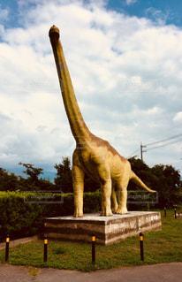 恐竜のオブジェ - No.924571