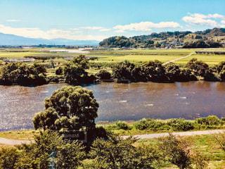 最上川の写真・画像素材[924576]