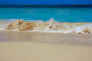 エメラルドなビーチの写真・画像素材[1029969]