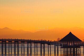 鶴の舞橋の写真・画像素材[911234]